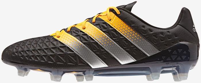 black adidas ace 16.1