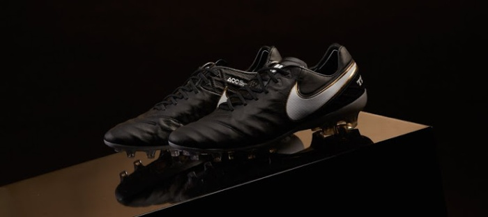 Black Next Nike Tiempo Legend